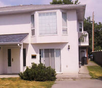 2 Bedroom Suite in 4plex - LOWER MISSION Great Location!