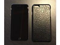 IPhone 6s Plus 128gb Unlocked + Premium Designer Case
