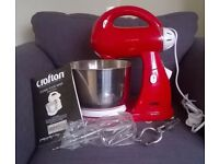 Crofton food mixer... **** Only used once ***