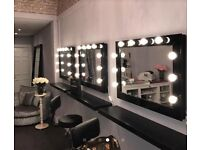 HOLLYWOOD Vanity make-up mirrors - CHEAPEST IN UK