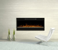 Brand New SYNERGY WALL MOUNT ELECTRIC FIREPLACE by Dimplex