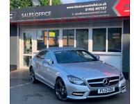2013 MERCEDES CLS CLS250 CDI BLUEEFFICIENCY AMG SPORT Auto COUPE Diesel Automati