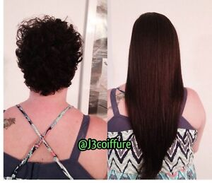 Extension de cheveux loop,tape,kératine 250$ de cils 50$