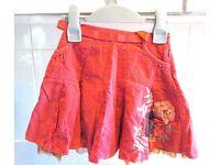 Monsoon Girls Skirt