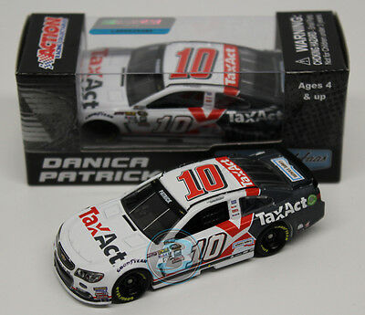2016 Danica Patrick  10 Taxact 1 64 Action Diecast In Stock Free Shipping