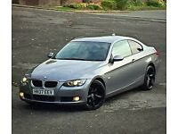 2007 07 BMW 320D COUPE SE MANUAL FULLY LOADED REMAP XENONS PX WELCOME BARGAIN TO CLEAR