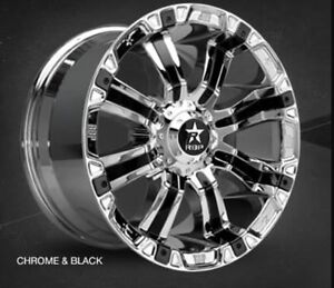 RBP wheels and Toyo M/T tires