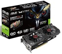 Asus 970 Strix 4GB to Sell or Trade for your Card Plus Cash