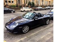 Porsche Boxster 2.7 2003. May swap P/X