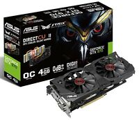 Asus 970 Strix 4GB for 780 Ti, 780 GTX or 290X Plus Cash