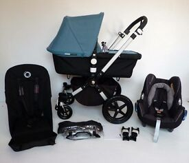 CAMELEON BUGABOO Complete package everything you will need from birth! Maxi cosi
