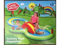 Brand New paddling pool for swimming