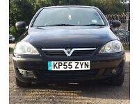 2005 (55) Vauxhall corsa SXI plus