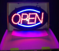 "Business ""OPEN"" Sign"