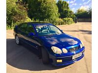 LEXUS GS300 SPORT, AUTOMATIC, FULLY LOADED