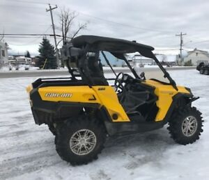 2012 Can-Am Commander XT 1000 -  PRICE REDUCED!!