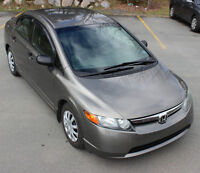 2008 HONDA CIVIC - AUTOMATIC *** 3 MONTHS WARRANTY ***