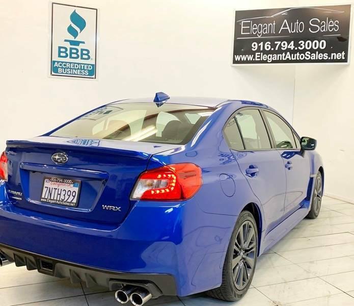Image 5 Voiture American used Subaru WRX 2016