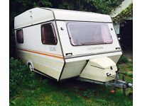 Compass Echo 4/5 Berth Family Caravan - ready to go!