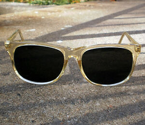 SUNGLASSES SIZE 53 1x1: z 0712987 GOLD COLOUR