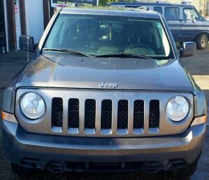 2011 Jeep Patriot 4WD 4dr