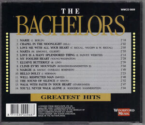 The Bachelors - Greatest Hits West Island Greater Montréal image 2