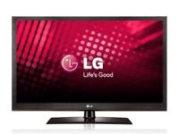 47 inch super thin LG TV Television - nearly new, Bargain price!!!