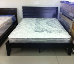 Brand new Modern Double Bedframe $199 free delivery)