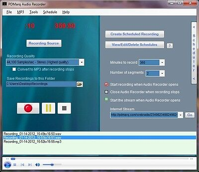 Audio Recorder  Download Today  With Audio Editor Wav Mp3 Pdmarq Com