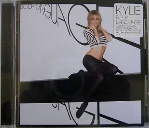 Synth Pop CD - Kylie - Body Language 2003 JG1 Blacktown Area Preview