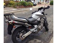 Honda hornet 900 919 2005 30000 miles