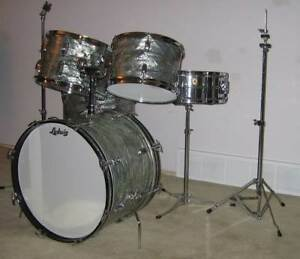 Wanted: 60s or early 70s Ludwig Drum Set full size