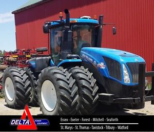 2013 New Holland T9.450 4WD Tractor