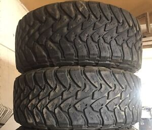 Toyo Open Country MT 37x13.50r20