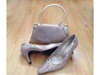 Shoe & bag set