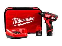 Milwaukee screwdriver
