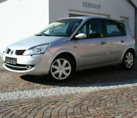 Renault Scenic II Exception AUTOMATIK orig. 35 TKM!