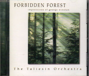 The Taliesin Orchestra - Forbidden Forest - Impressions of Georg West Island Greater Montréal image 1