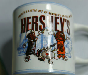 """Collectable """"There's a little bit of hersey's in all of us""""  mug Kingston Kingston Area image 1"""