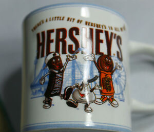 "Collectable ""There's a little bit of hersey's in all of us""  mug"