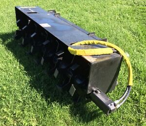 Skidsteer attachments
