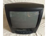 PHILIPS TV 2 IN 1 WITH VIDEO PLAYER FOR £10 LOOK A BARGAIN!!!