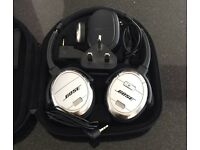 Bose Auto-Noise-Cancelling Headphones