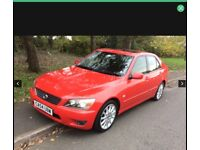 2005 Lexus IS200 2.0 Automatic-1 previous owner-full history-12 months mot-exceptional