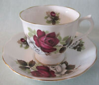 Vintage Royal Albert/Queen Anne/Stanley... Teacups and Saucers