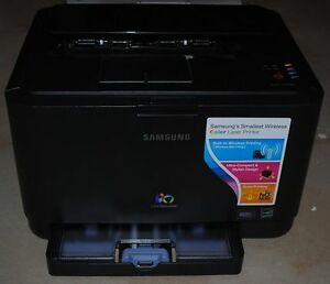 Samsung CLP-315W Colour Laser Printer