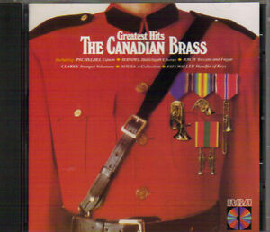 The Canadian Brass - Greatest Hits West Island Greater Montréal image 1