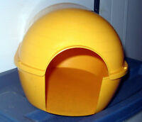 Igloo for hamsters, degus, pet rats