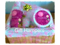 Mum to be (baby) gift hamper