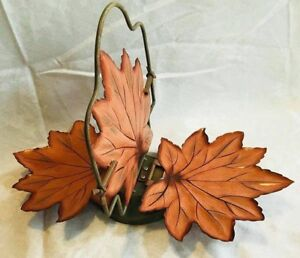Big lot of fall wedding or fall event decorations